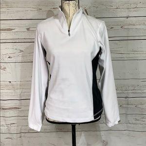 Columbia fleece shirt